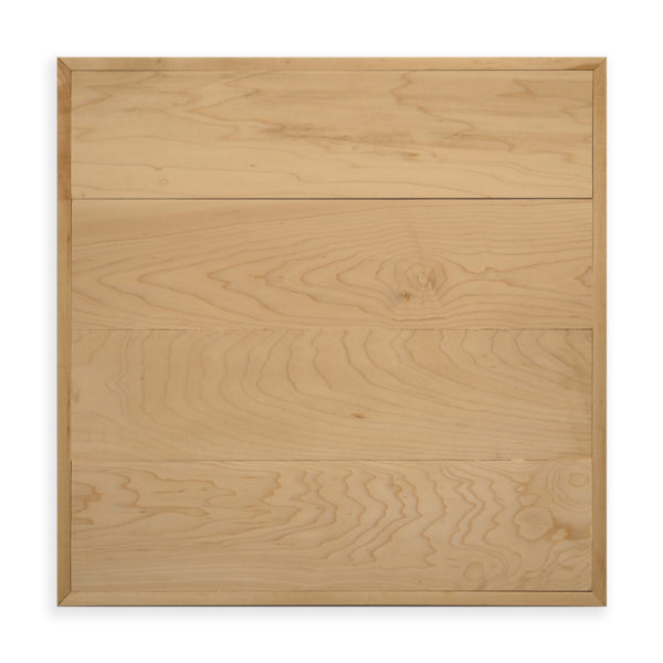 20x20 Blank photo print on wood