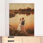 30×40 Photo Wood Print