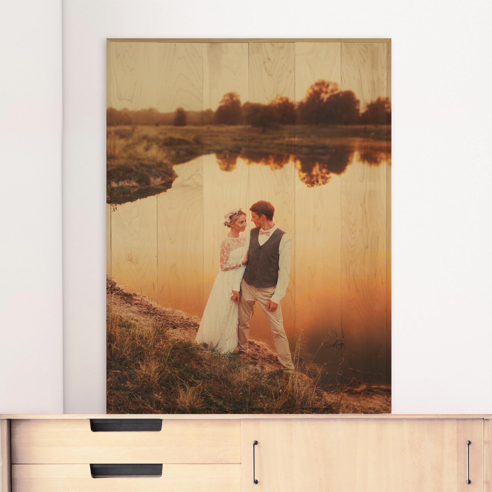 30x40 photo wood print shimlee