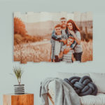 36×24 Staggered Photo Wood Print