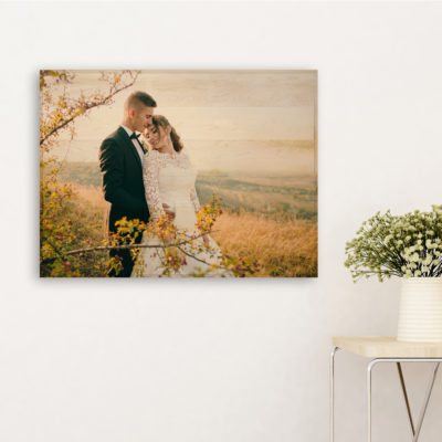 24x18 Wedding Photo