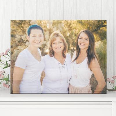 24x18 Family Photo