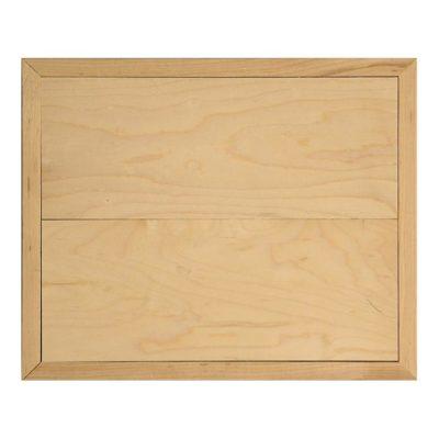 10x8 Blank Wood Print