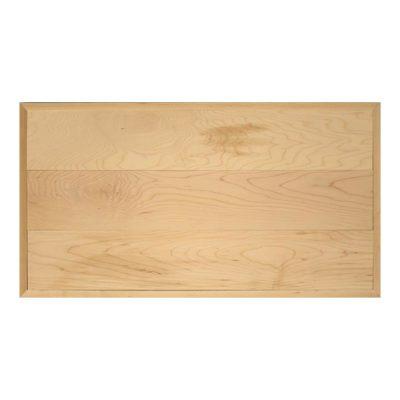 24x12 blank photo wood print