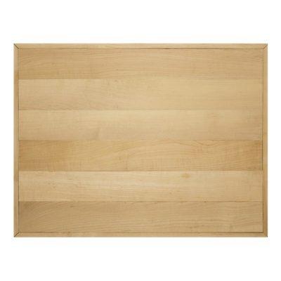 24x18 Blank Photo Wood Print