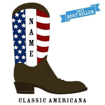 Custom Rodeo Boot Best Seller
