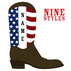 Custom Rodeo Boot Best Seller