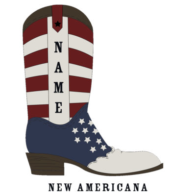Custom Rodeo Boot The New Americana Rodeo Boot - SHBOOT-9