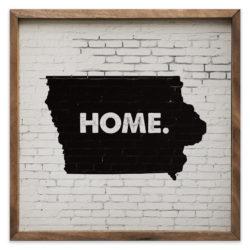 Brick Home Iowa 12x12 and 20x20