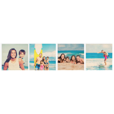 12x12 Photo Wood Print Bundle - Horizontal Layout
